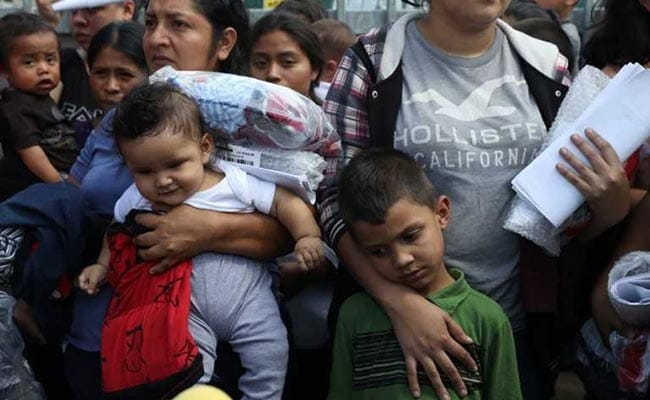 Parted At US Border By Donald Trump's Policy, Migrants Seek Their Children