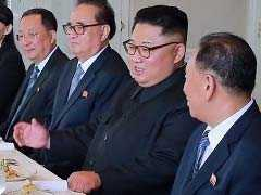 """""""So We Look Handsome And Thin?"""" Trump Joked To Cameramen At Kim Meet"""