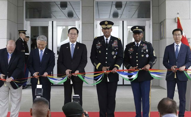 United States ends 70 years of military presence in South Korean capital