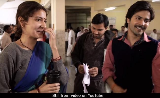 Behind Anushka Sharma's Look As Sui Dhaaga's Mamta - Just Took 20 Minutes, She Says