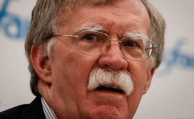 Trump Advisor John Bolton To Meet Russian Officials In Geneva Next Week