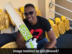 Watch: Dwayne Bravo Smashes Alzarri Joseph For Five Sixes In An Over