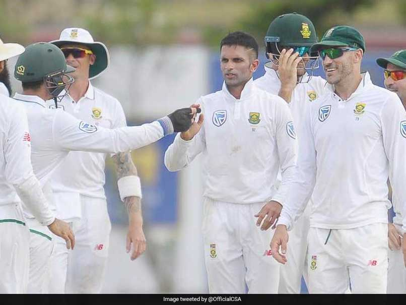 2nd Test: South Africa Bounce Back With Keshav Maharaj's Eight-For