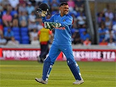 MS Dhoni's Profile Goof-Up By BCCI Leads To Laugh Riot On Twitter