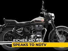 Video: Eicher Motors Reports 25% Jump In April-June Profit, Driven By Royal Enfield Sales