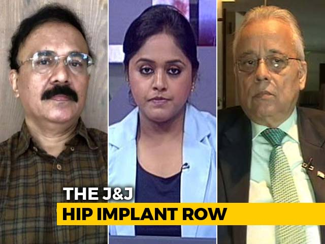 Video : Faulty Hip Implants Leave Patients Fighting Compensation Battle