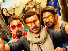 Finally, The First Look Of Preity Zinta And Sunny Deol's <i>Bhaiaji Superhit</i>. Also, A New Release Date