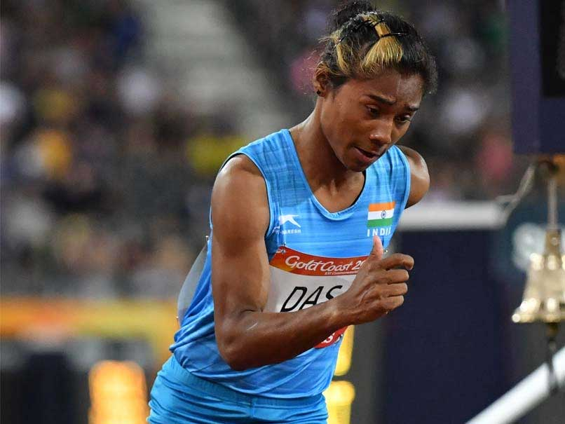 U-20 Championships: Sprinter Hima Das becomes first Indian to win gold at a world track event