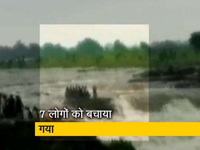 Videos : नेशनल रिपोर्टर: शिवपुरी के पास झरने में आई बाढ़ से बहे 12 लोग