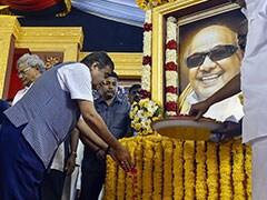 At Karunanidhi's Memorial Meet, Parties Band Together To Take On BJP
