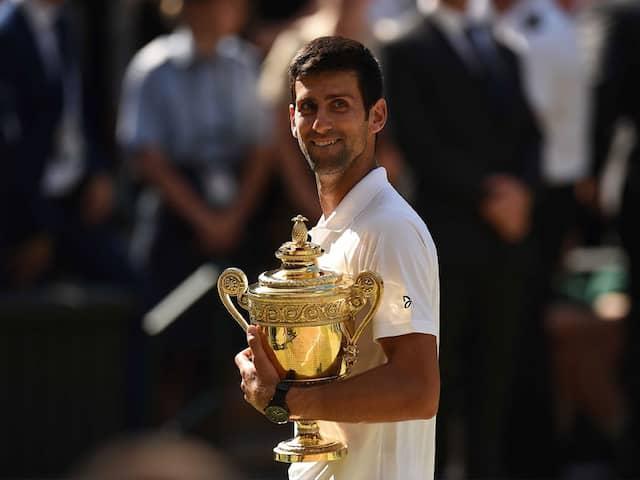 Wimbledon 2018 Novak Djokovic Wins Fourth Title And 13th Major Tennis News