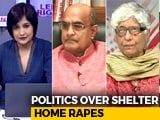 Video: Bihar Shelter Home Rapes: Politics Takes Over?