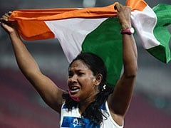 Swapna Barman, With 12 Toes, Pushed Through Pain For Historic Asian Games Gold