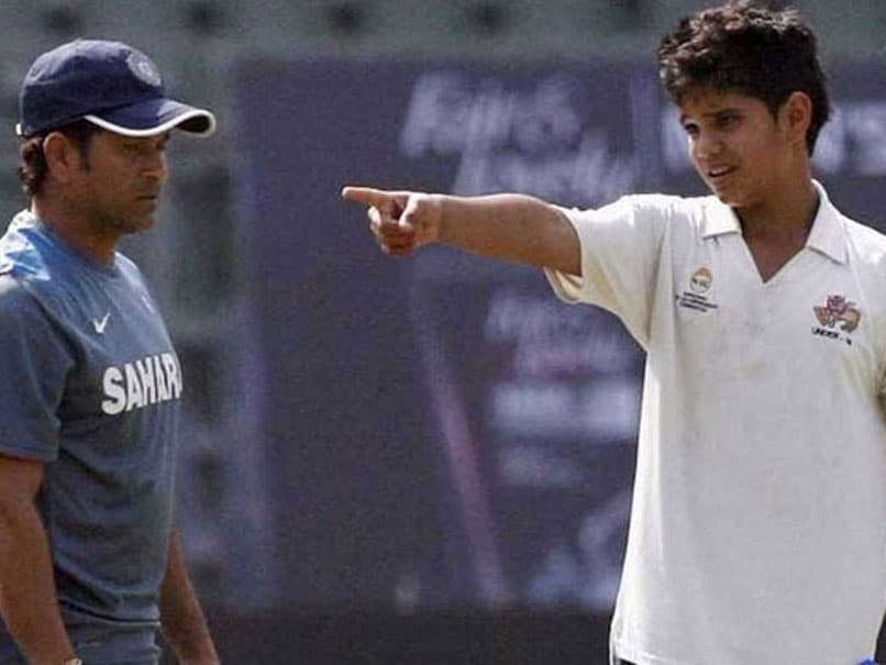 1st Youth Test: Sachin Tendulkar