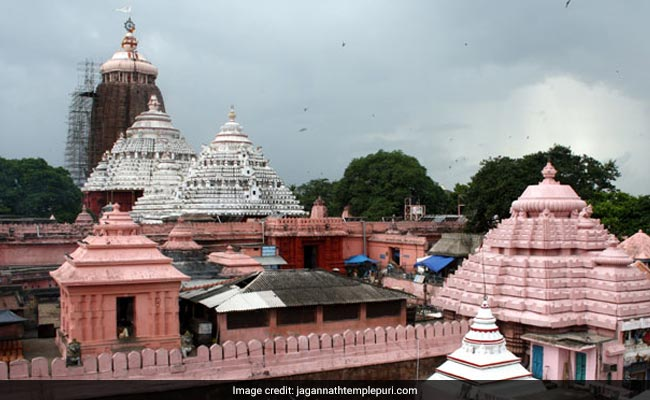 Jagannath Temple's 2020-21 Annual Budget Rs 154 Crore