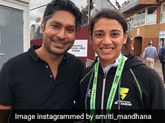 Smriti Mandhana Shares Her Fan Girl Moment With Kumar Sangakkara