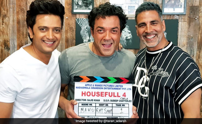 Bobby Deol Reveals Housefull 4 Is About Something Which He Doesnt