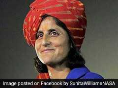 Sunita Williams In 9-Person Crew To Fly On US' First Private Spaceships