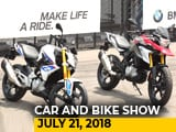 BMW G 310 R And 310 GS, Preview To 2019 CNB Awards