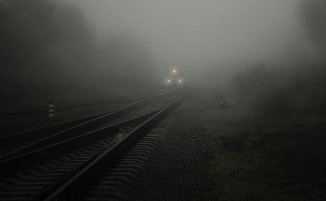3 Dead As Train Hits Maintenance Tower Car In Odisha