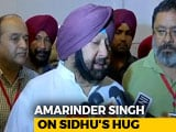 "Video : ""Every Day, Our Jawans Shot"": Amarinder Singh Lashes Out At Navjot Sidhu"