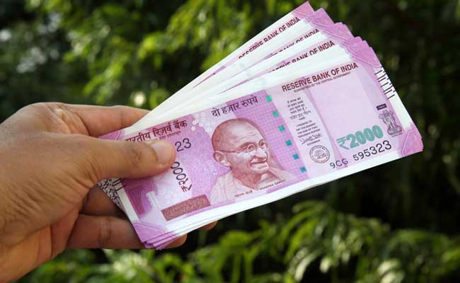April-August Fiscal Deficit Stands At Rs 5.9 Lakh Crore