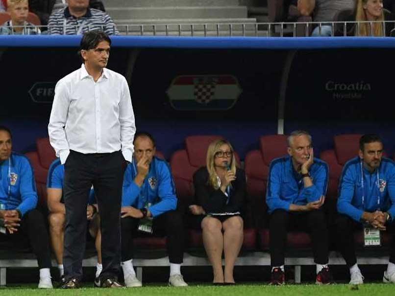 Croatia's Dalic Proud To Go One Step Further At World Cup Than Mentor