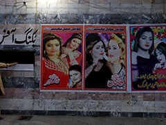 """New Pak Minister Bans """"Vulgar"""" Movie Posters As Rise Of Hardliners Feared"""