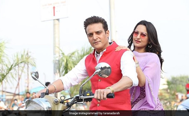Happy Phirr Bhag Jayegi Box Office Collection Day 5: Sonakshi Sinha's Film Continues To Be 'Steady', Earns Rs 15.54 Crore