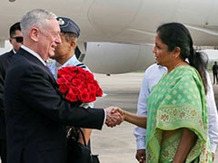 Mike Pompeo, Jim Mattis Arrive In Delhi For Strategic India-US Talks