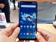 LG G7 One Android One Smartphone First Look