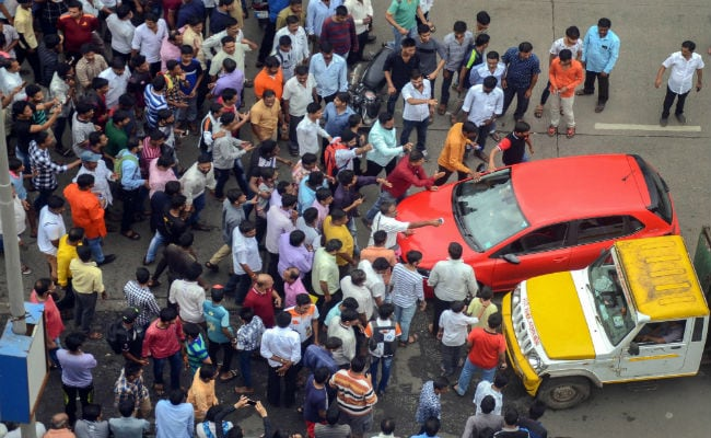 'Stay At Home': Maratha Stir Victim's Last Conversation With Cousin