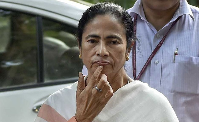 Cancellation Of Chicago Trip An 'Unholy Conspiracy': Mamata Banerjee