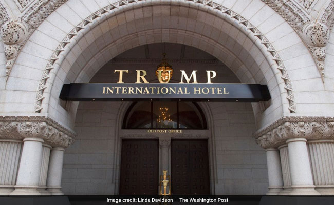 "Trump Hotel May Lose Liquor Licence Because Of President's ""Character"""