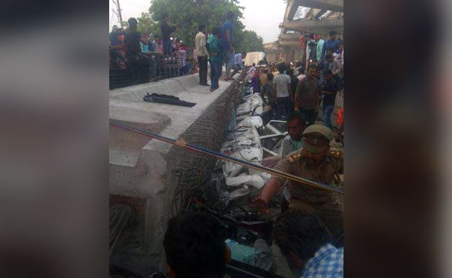 Flyover Collapse In Varanasi Highlights: Yogi Adityanath Announces Rs 5 Lakh Compensation For Families Of Those Killed