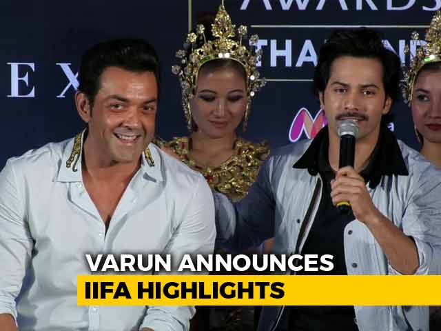Bobby Deol & Rekha Will Perform Live At IIFA Awards 2018: Varun Dhawan
