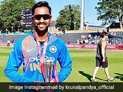 Krunal Pandya Targets India