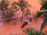 Video : 2-Month-Old Rescued In Rained Out Coorg, Watch Heart-Warming Video