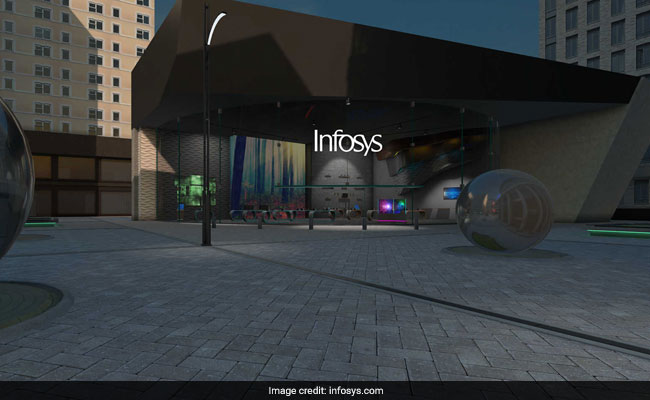 Infosys Net Profit Falls To Rs 3,612 Crore In April-June