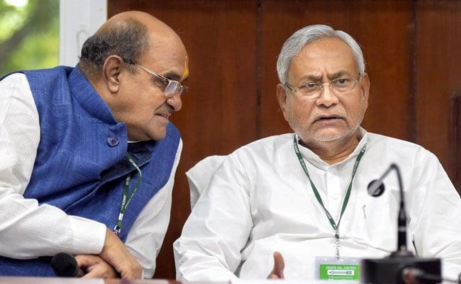 जेडीयू ने कहा- राम मंदिर मुद्दे पर हमारा रुख नहीं बदला, बीजेपी ने कहा- विकास पर मतभेद नहीं