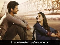 <I>Dhadak</I> Preview: Janhvi Kapoor And Ishaan Khatter Are Set To Present Their Love Story
