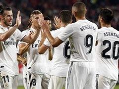 La Liga: Gareth Bale And Karim Benzema On Target As Real Madrid Survive Scare