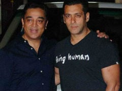 Kamal Haasan And Salman Khan <i>Ka Dum</i> For <i>Vishwaroopam 2</i>