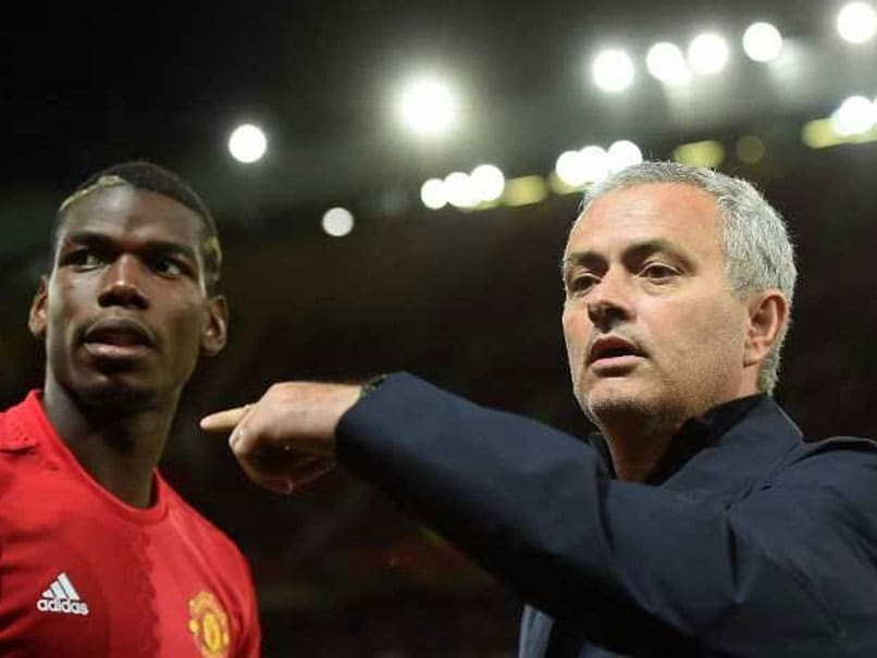 'I've Never Been So Happy With Him': Jose Mourinho Praises Paul Pogba