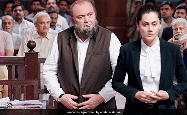 Mulk Director Anubhav Sinha Lashes Out On Twitter At Poor IMDB Rating