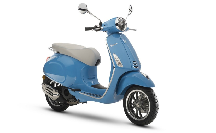 Vespa unveils special edition models in the US