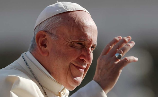Politics Is Not Just For The Rulers, Says Pope Francis