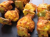 Video : How To Make Paneer Tikka At Home