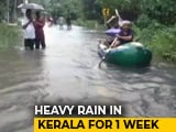 Video : Nearly 34,000 People Housed In Relief Camps After Floods In Kerala