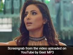 'Bhasoodi' सॉन्ग से Hina Khan ने मचाया ऐसा धमाल, 80 लाख बार देखा गया Video
